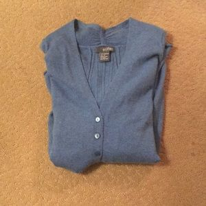 Women's cashmere cardigan